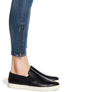 Kut from the Kloth Zip Cuff Ankle Skinny Jeans